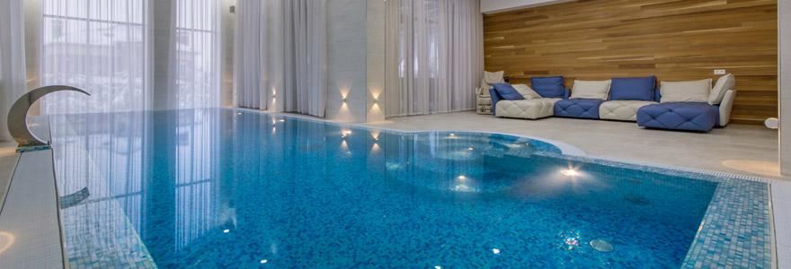 piscines intérieures
